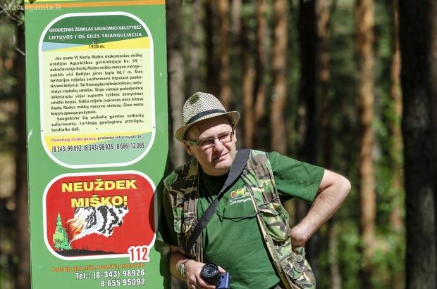 Saugo mišką nuo netvarkos ... | Fotografijos autorius : Darius Baužys | © Macrogamta.lt | Šis tinklapis priklauso bendruomenei kuri domisi makro fotografija ir fotografuoja gyvąjį makro pasaulį.