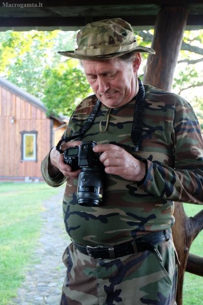 Saulius | Fotografijos autorius : Vitalijus Bačianskas | © Macrogamta.lt | Šis tinklapis priklauso bendruomenei kuri domisi makro fotografija ir fotografuoja gyvąjį makro pasaulį.