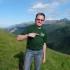 Macrogamtos atstovas Lenkijos Tatruose. Įveikta Giewont viršūnė. | Fotografijos autorius : Vitalijus Bačianskas | © Macrogamta.lt | Šis tinklapis priklauso bendruomenei kuri domisi makro fotografija ir fotografuoja gyvąjį makro pasaulį.